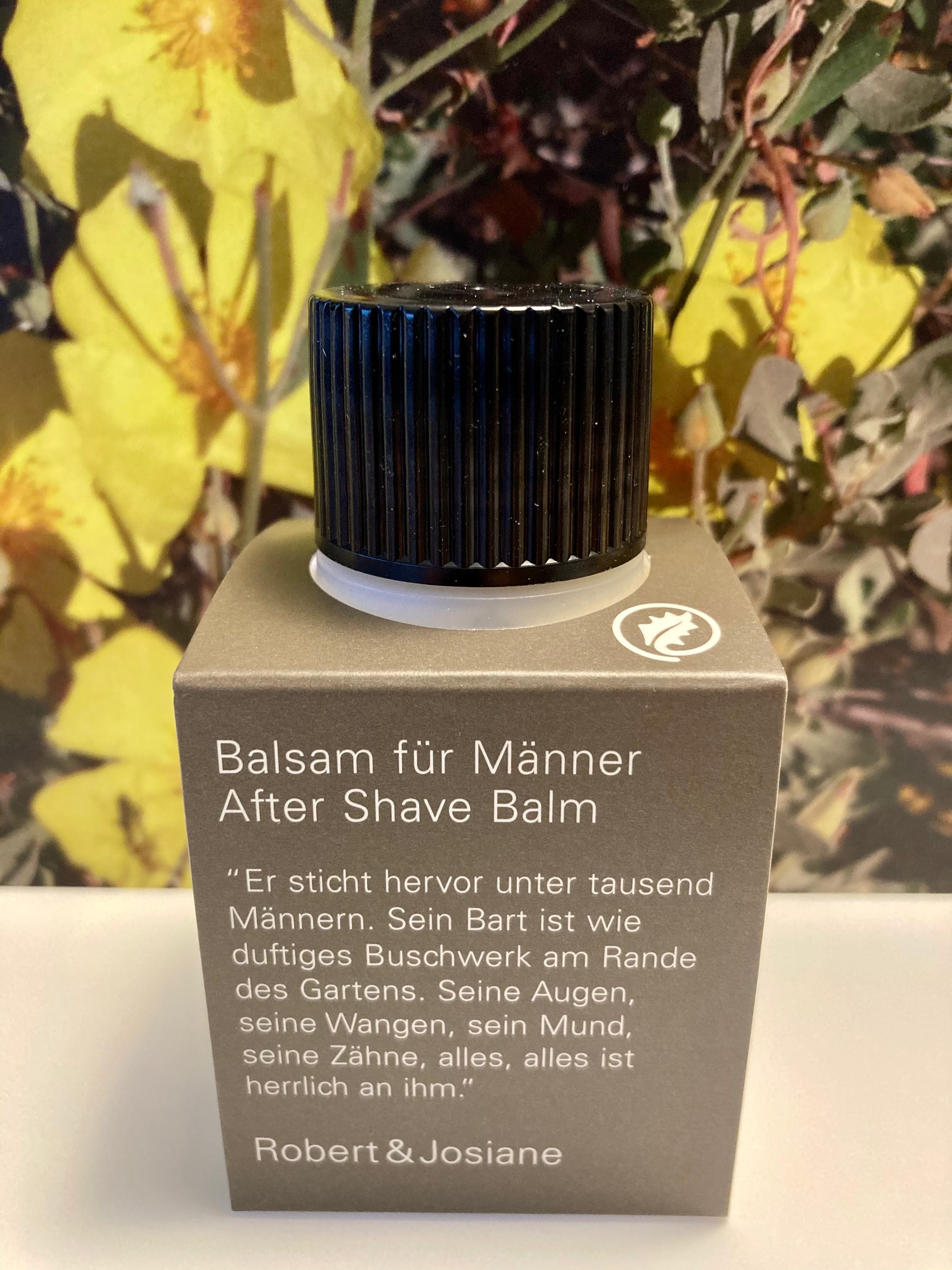 Balsam für den Mann After Shave Balm