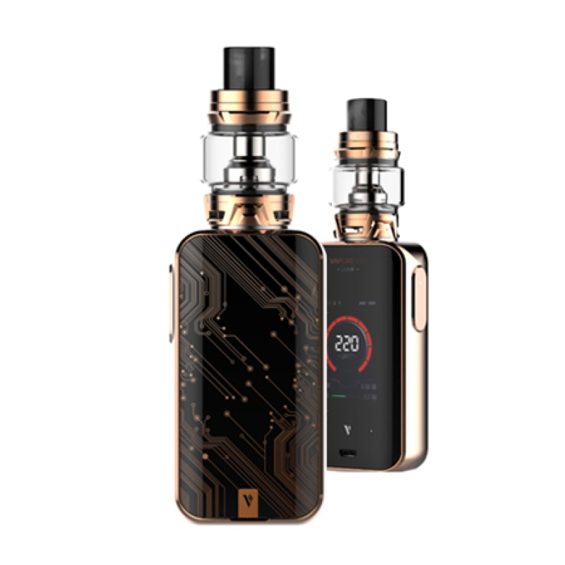 Vaporesso Luxe 220W Kit Inkl. SKRR Atomizer 8ml