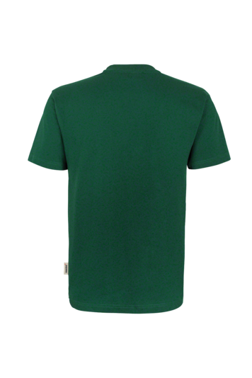 T-Shirt HAKRO Heavy-T 0293 Tanne 72 mit Stickerei