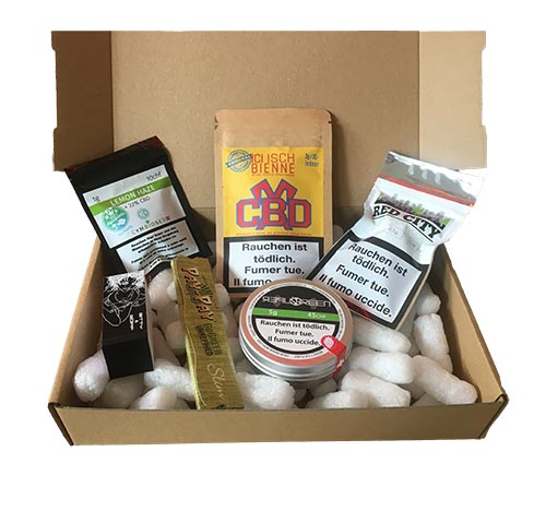 HempBar's Premium Indoor Box
