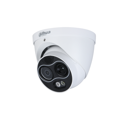 Dahua TPC-DF1241 WizSense Thermal Network Eyeball Kamera
