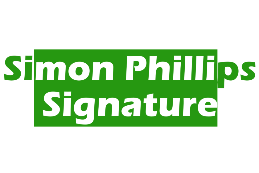 Logo 2Box Signature Sounds Simon Phillips