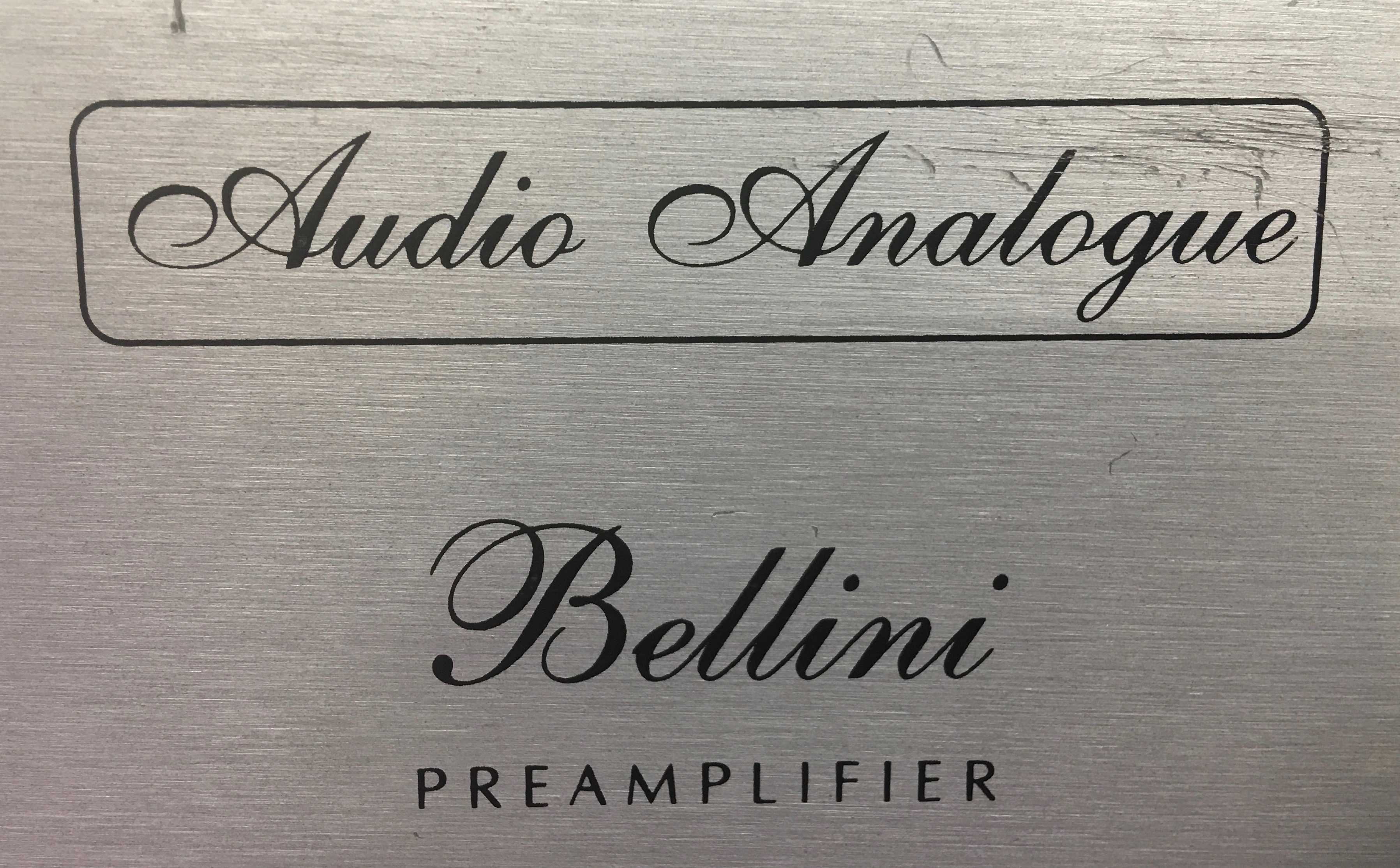 Audio Analogue Bellini Vorverstärker