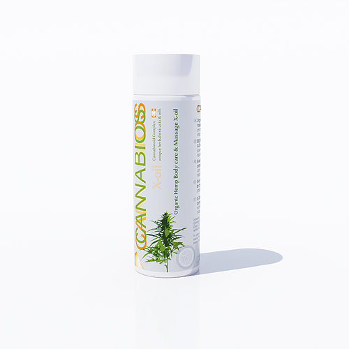 Cannabios Massage Öl 100ml