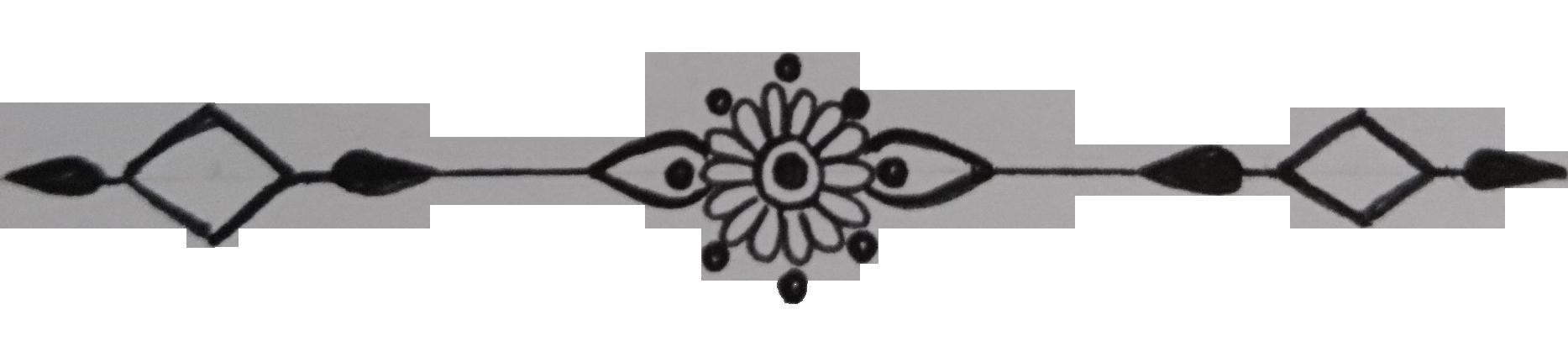 willkommen in der welt von henna art - Henna Muster Fur Anfanger