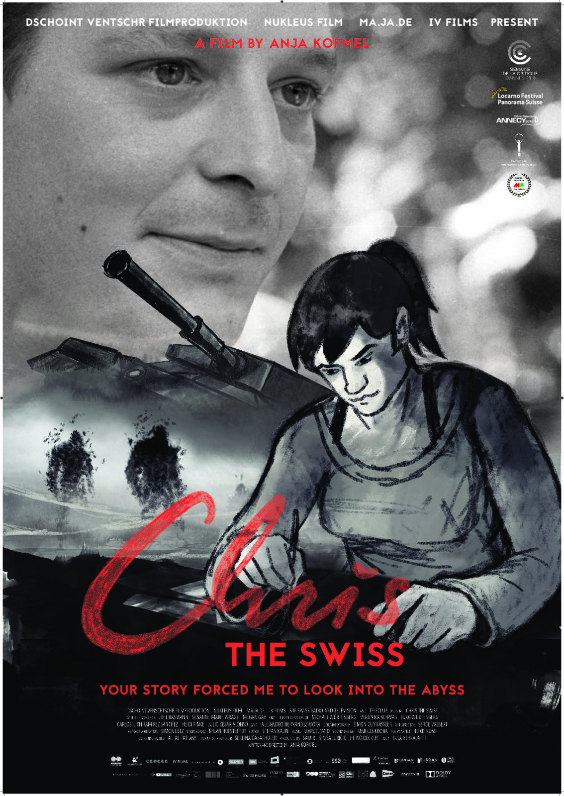 «Chris the Swiss»: Spurensuche auf dem Balkan
