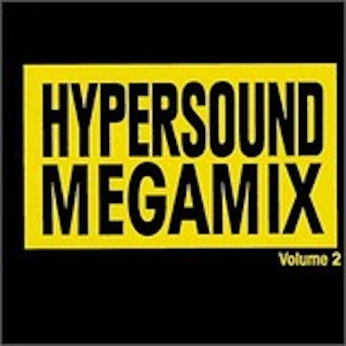 Various - HYPERSOUND Megamix Volume 2