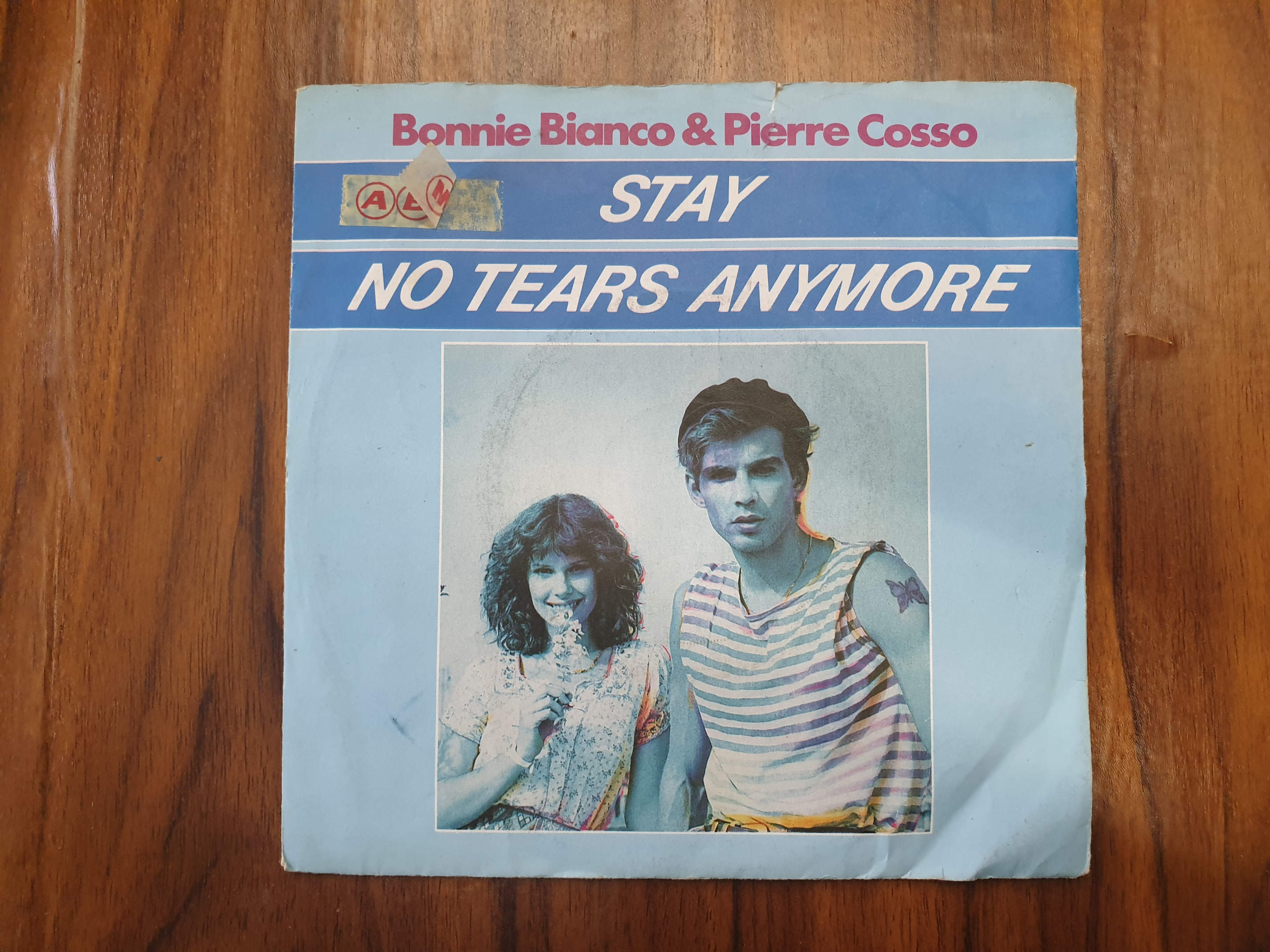 Stay / No Tears Anymore