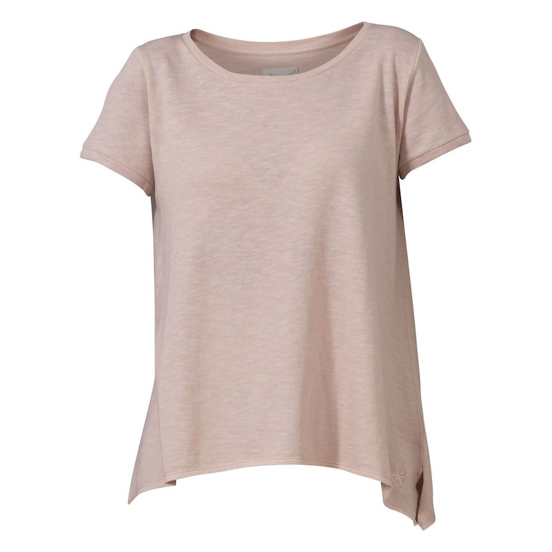 BLUE SPORTSWEAR Palmdale Rough Flamé A-Tee Blush