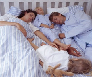 Co-Schlafen  - Colecho - Co-Sleeping