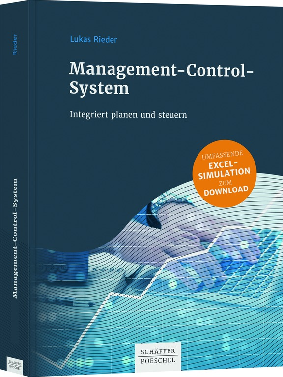 Management-Control-System, Buch und Simulationsmodell (Hardcover)