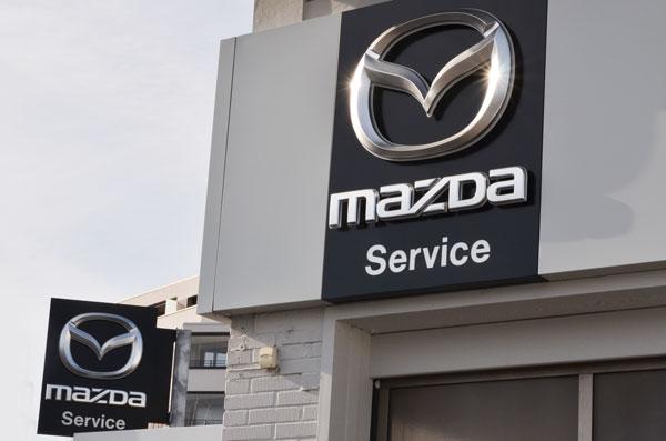 Mazda Servicewerkstatt Oberwil