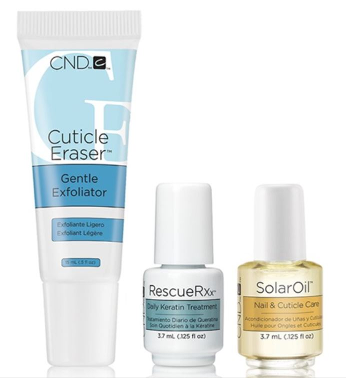 CND Daily Care Kit