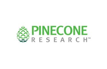 Pinecone research logopng