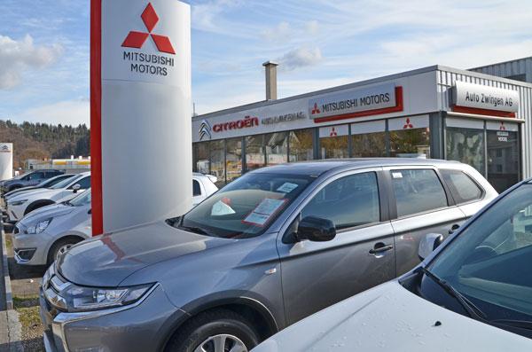 Autohaus Wederich Dona AG Zwingen