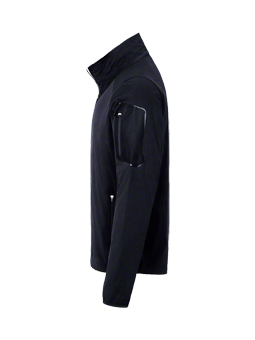 Herren Light-Softshell Jacke Hakro Brantford 0856 Black 05