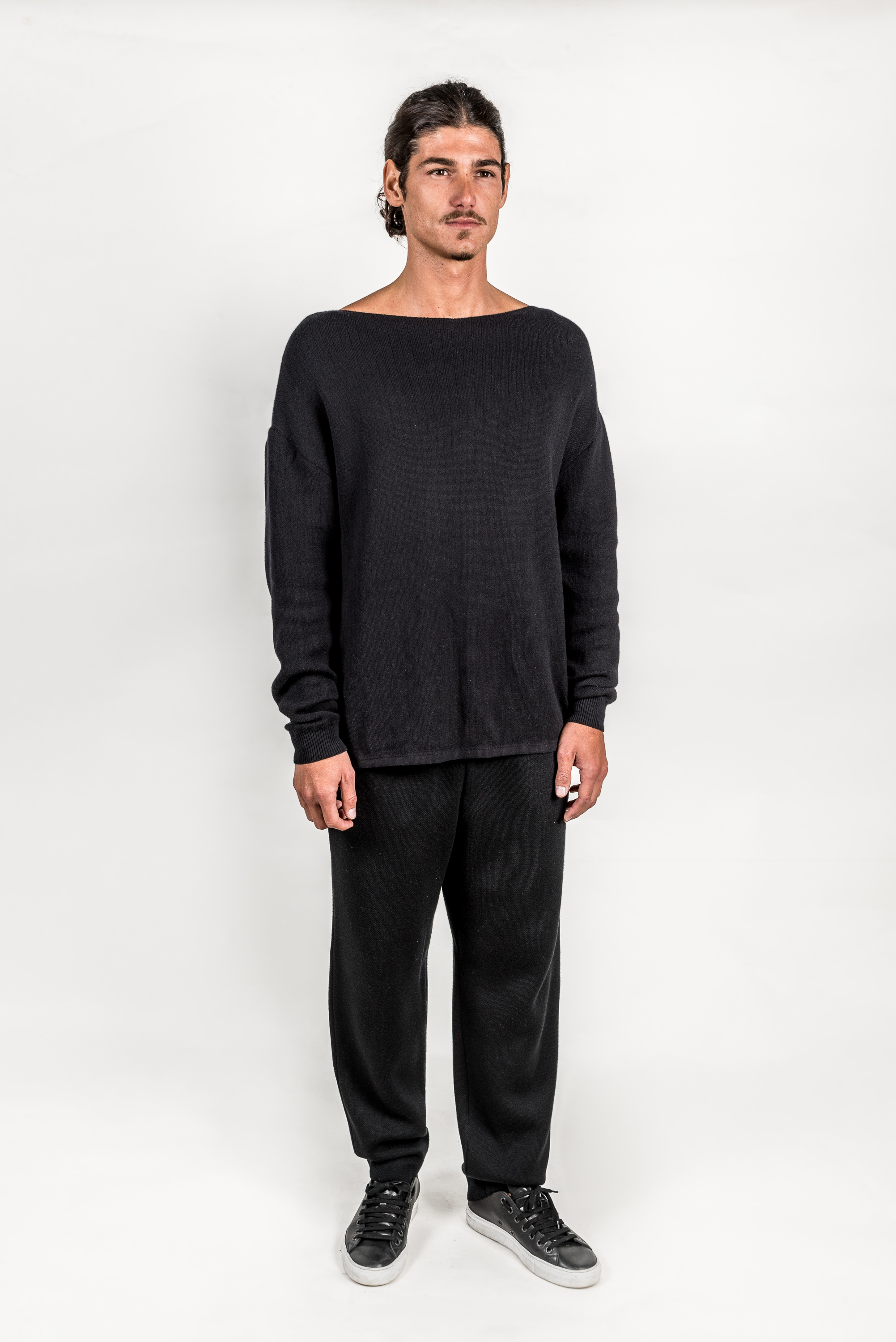 PULLOVER OUTSIZE