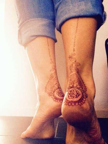 Henna Fur Frauen