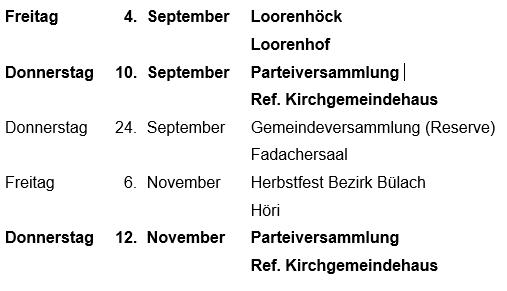 2020-08-29 Agenda SVP September - NovemberPNG