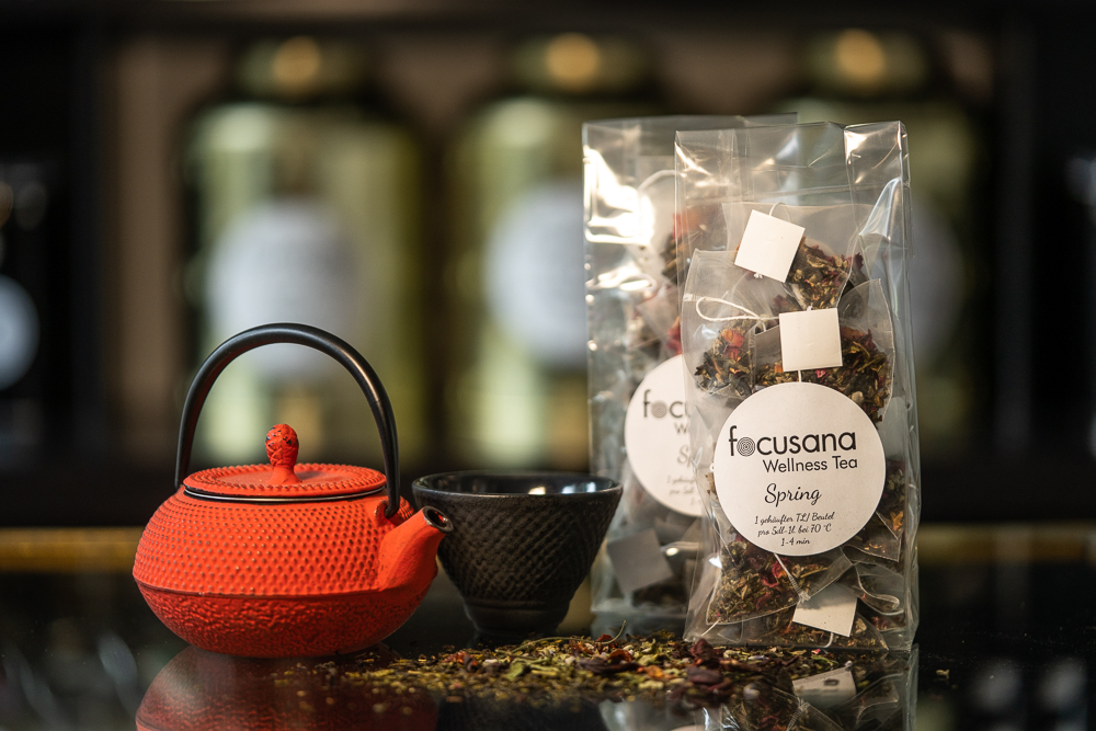 Focusana Wellness Tea Spring