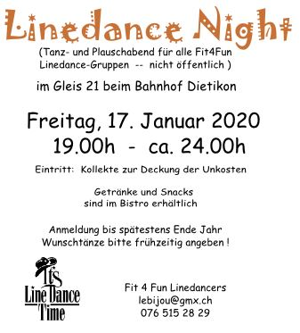 Let's Linedance !!!
