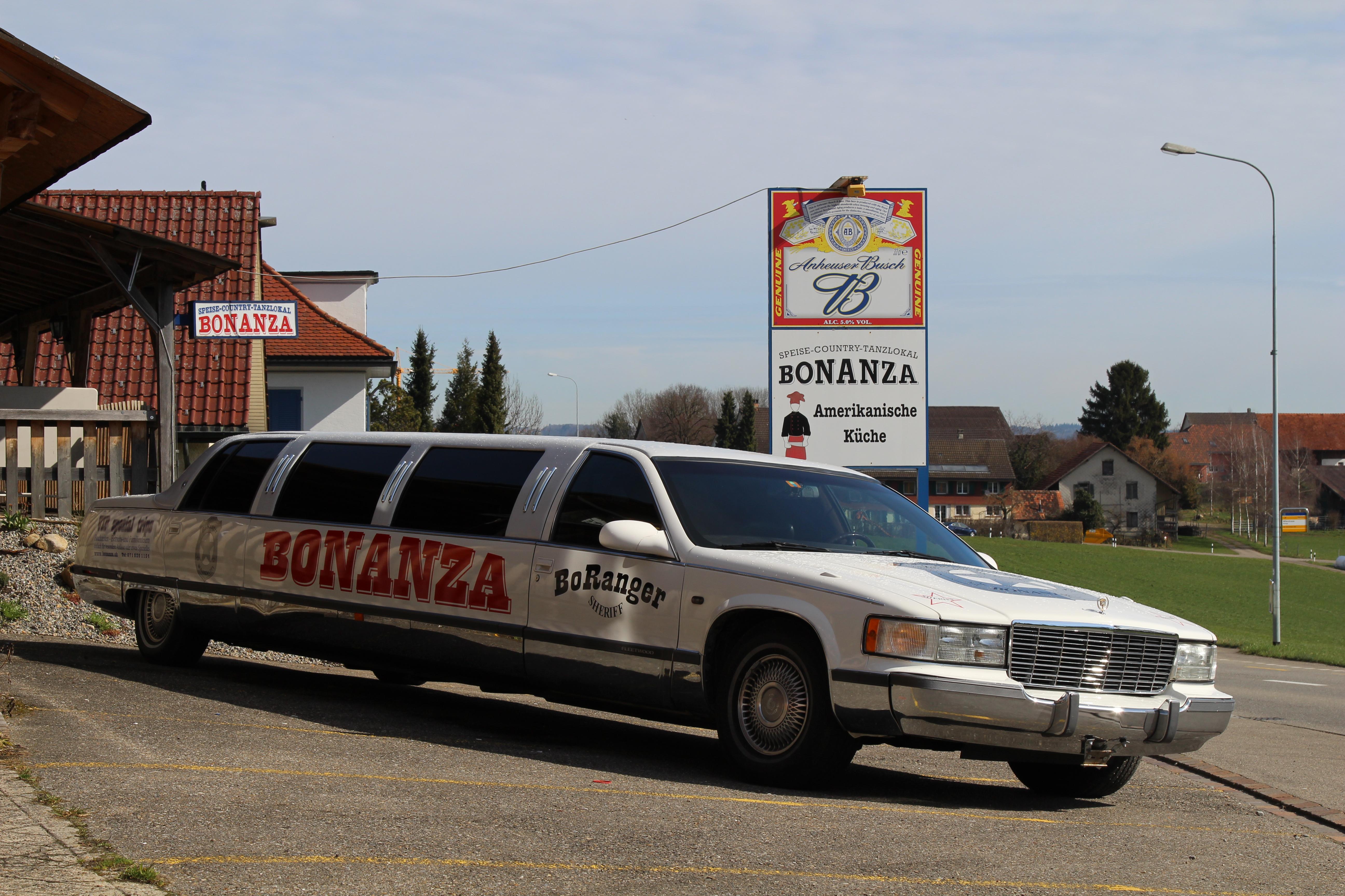 Bonanza Limousine 001JPG