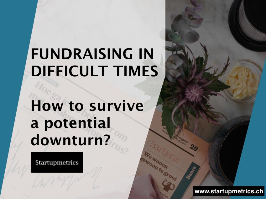 Fundraising in difficult times