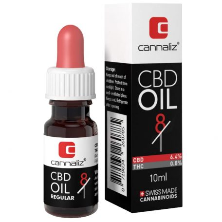 Cannaliz ratio 1/8 - das thc reiche!