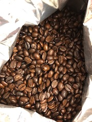Robusta Special Flavoured Coffee, 100% Robusta Vietnam Single Origin UTZ, 100 Gramm