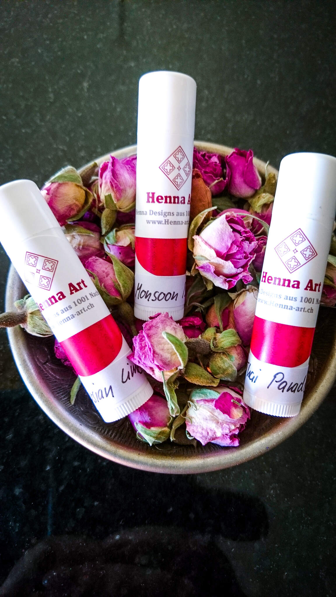 Henna after care Balm