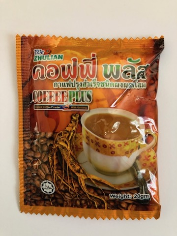 Ginseng Kaffee – Power Coffee 100 Gramm