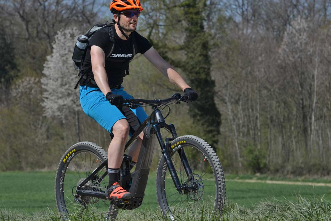 Orbea Wild FS M20 Fully - Outdoor in der Region Basel