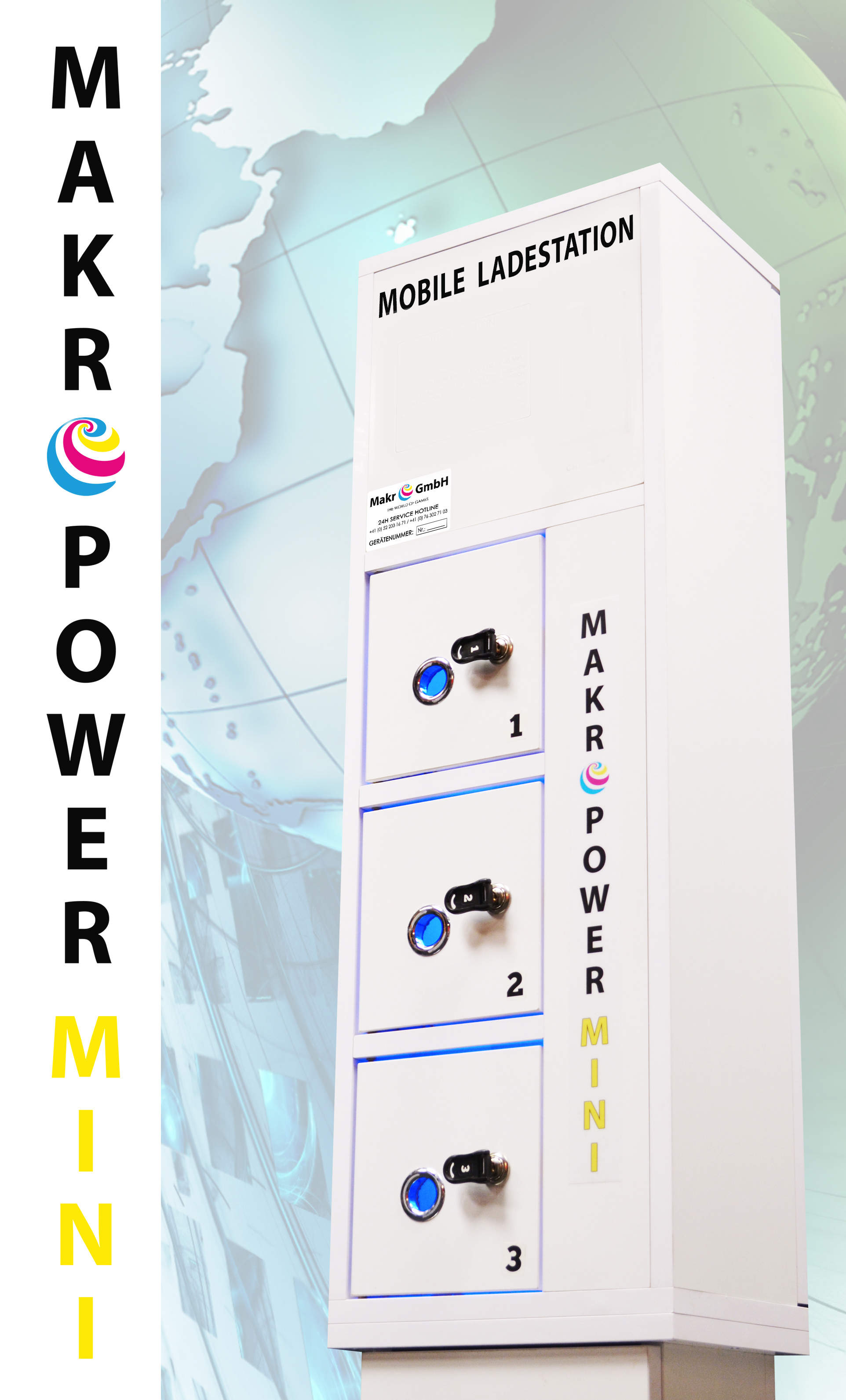 Makro Power - MINI