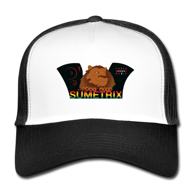 SÜMETRIX FAN TRUCKER CAP
