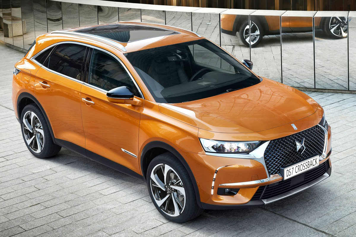 DS Automobiles DS7 Crossback SUV