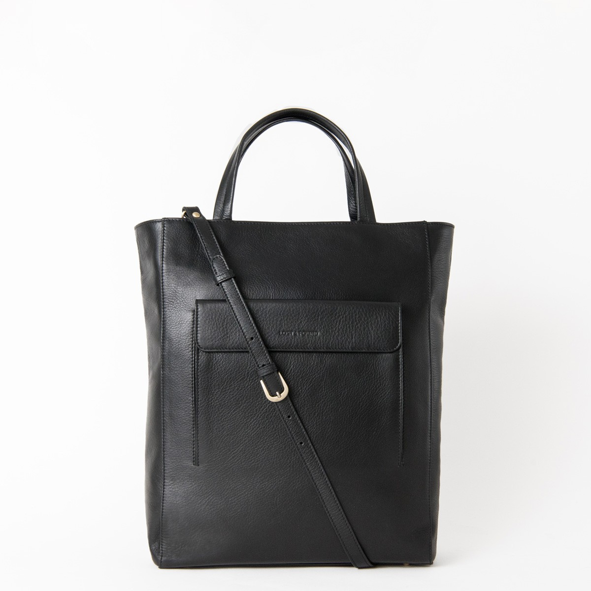 Shopper klein black
