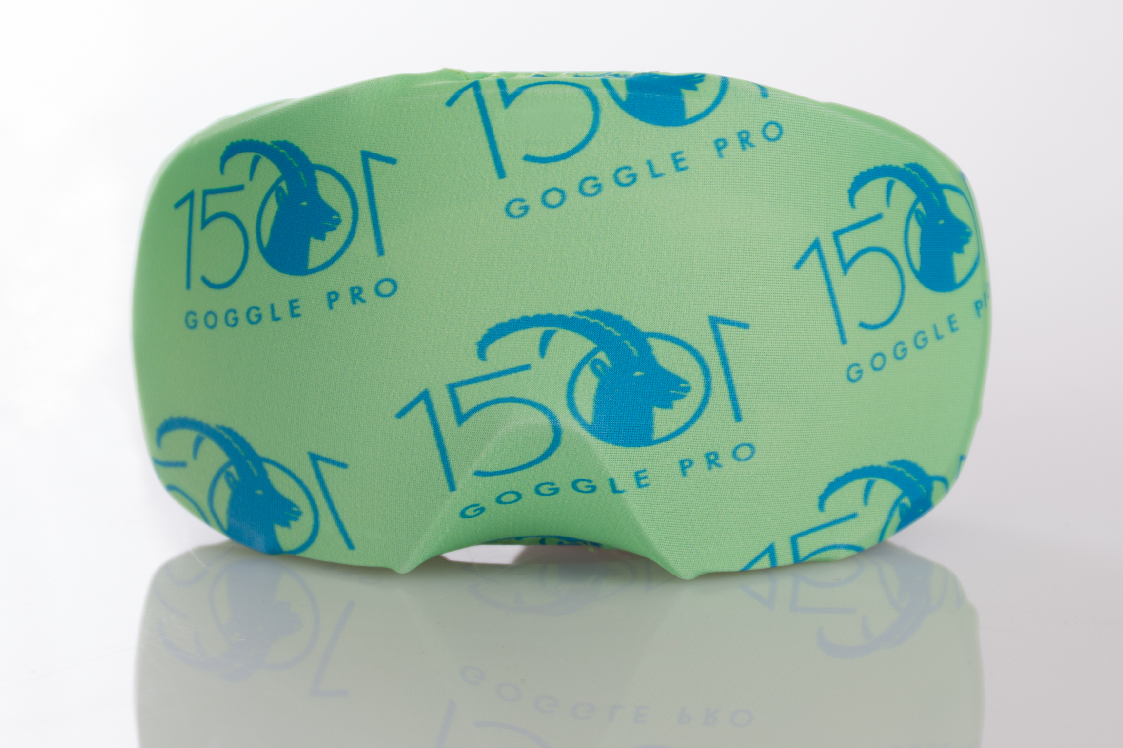Goggle Pro Flo Green