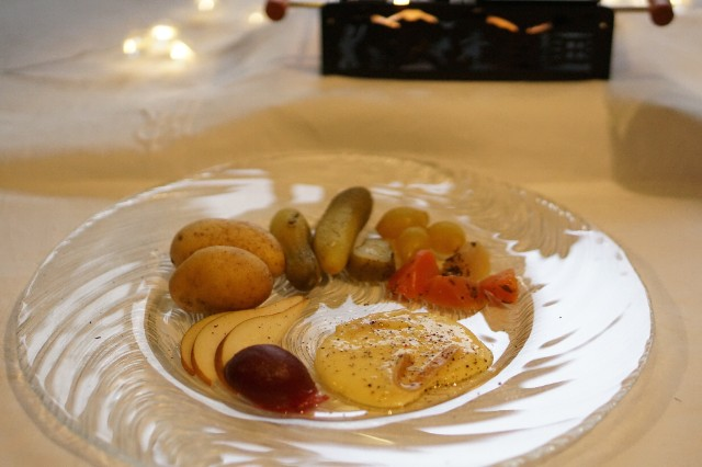 Besondere Raclette-Events