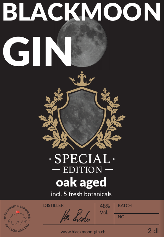 Blackmoon GIn Special Edition