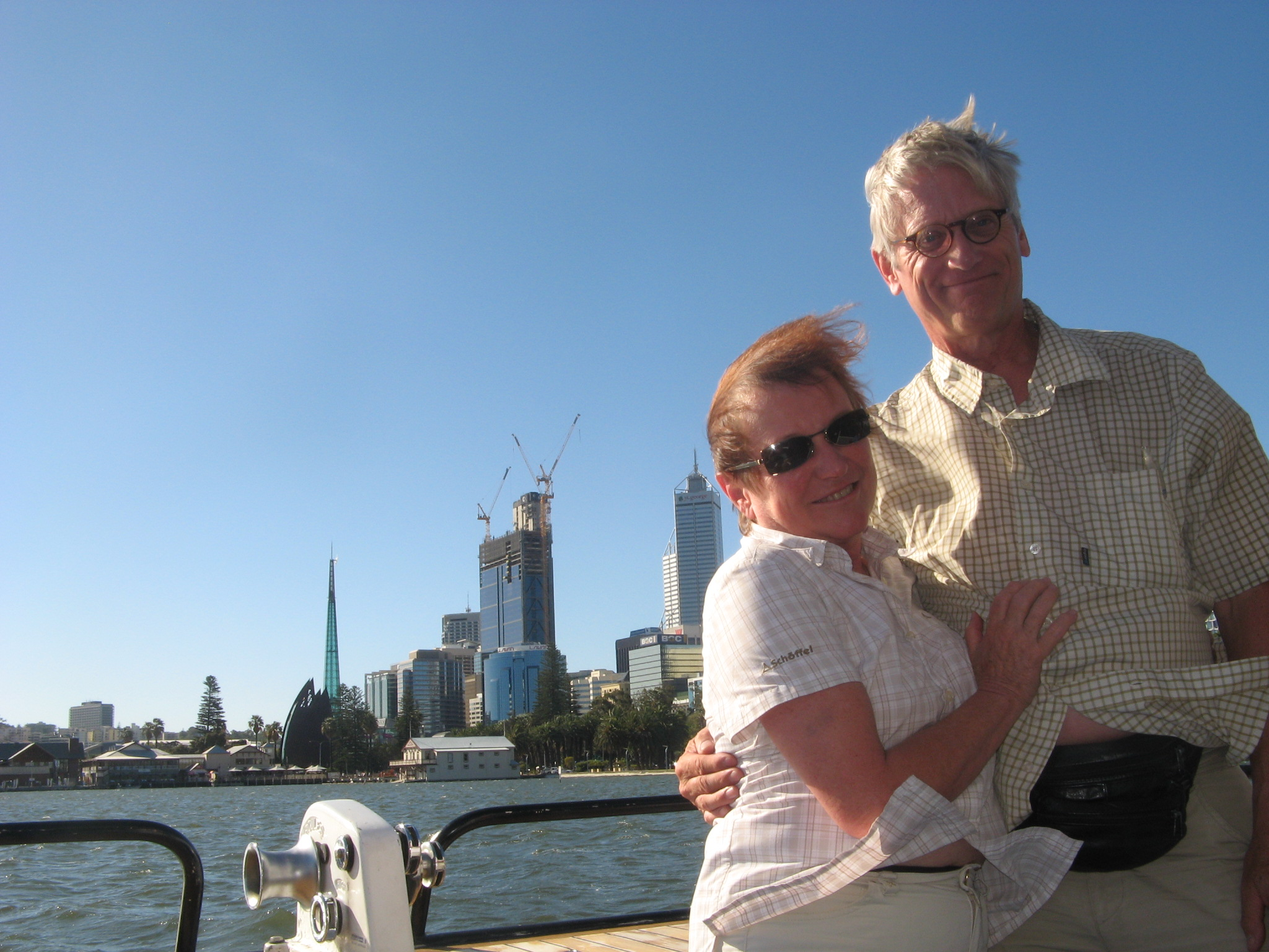 Cruise on Swan River ¦ Perth