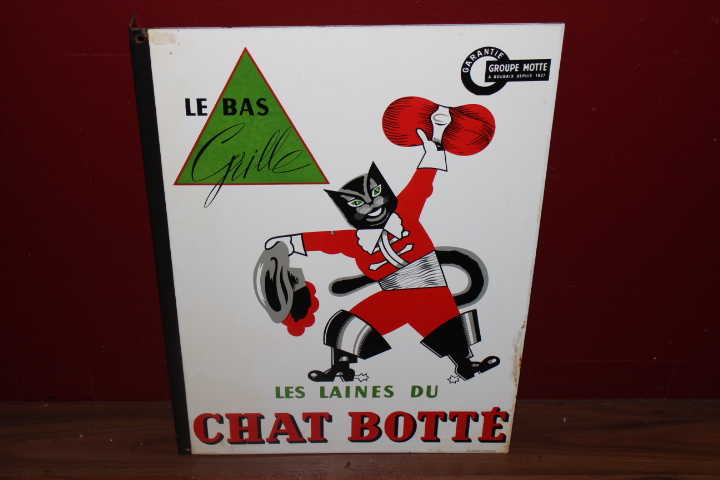 Chat botté Emailschild