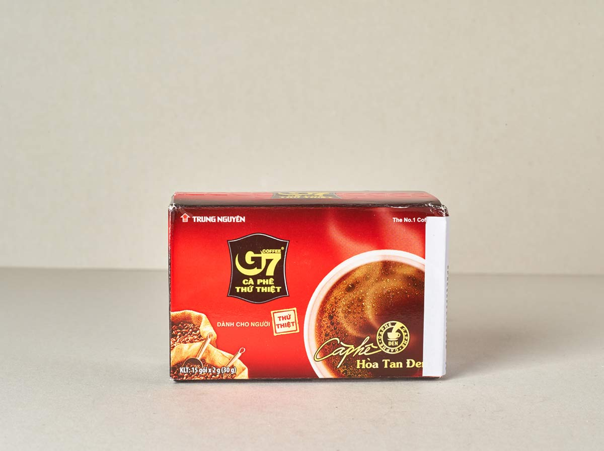 Trung Nguyen Coffee Vietnam Instant Coffee 1 in 1