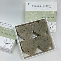 cashmere milk soap/cashmere milk body lotion