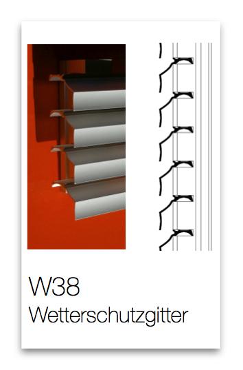 wetterschutzgitter l ftungsgitter alu gitterelemente. Black Bedroom Furniture Sets. Home Design Ideas