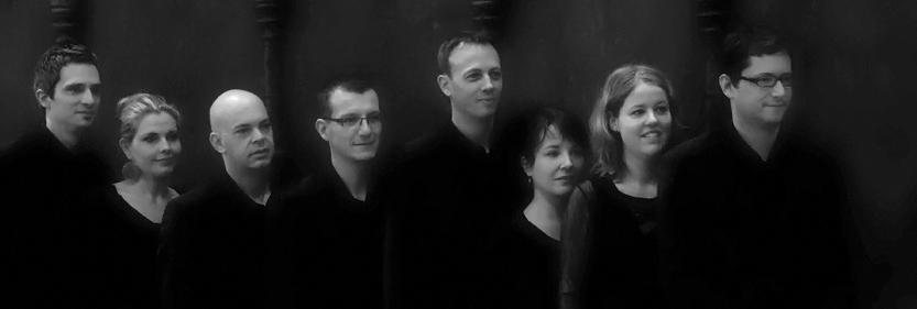 Les 9 chanteuses et chanteurs du programme des Complies anglaises