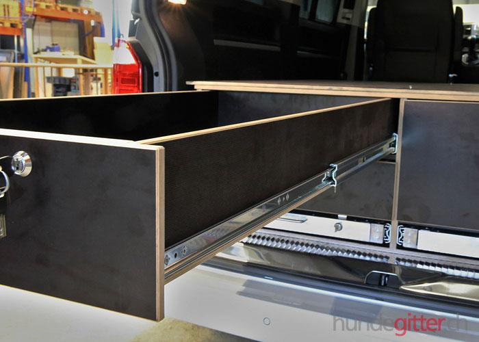Hervorragend Schubladen schaffen Ordnung und Übersicht in Ihrem Wagen TQ27