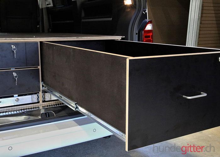 Super Schubladen schaffen Ordnung und Übersicht in Ihrem Wagen QJ13