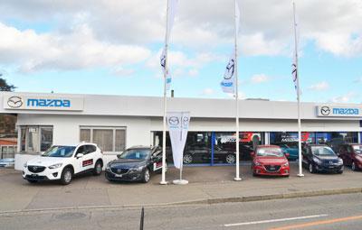 2014 Mazda Hauptvertretung Muttenz