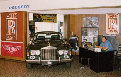 Rolls-Royce Verkauf in Basel