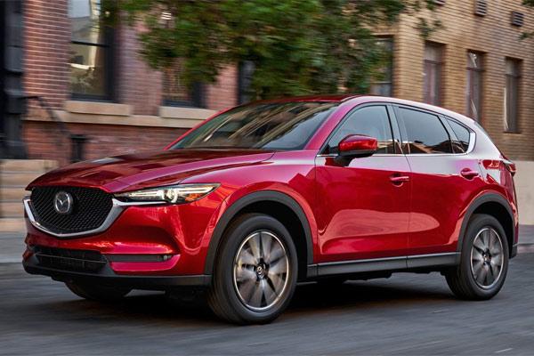 Mazda CX-5 ValuePlus Vorteil